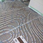 Fußboden Wohnzimmer